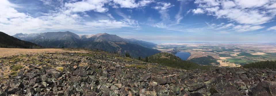 wallowa-mountain-view-pano